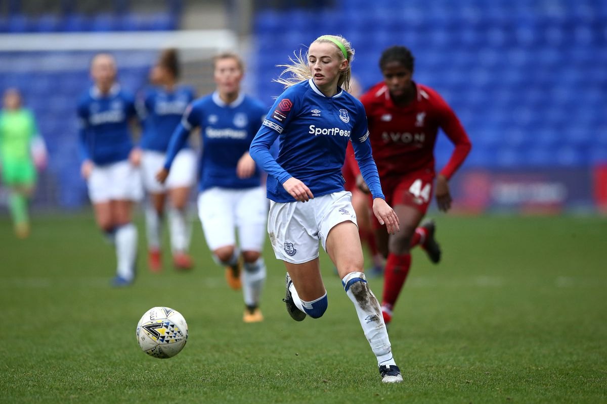 What Could The Everton Ladies Squad Look Like Next Year Royal Blue Mersey