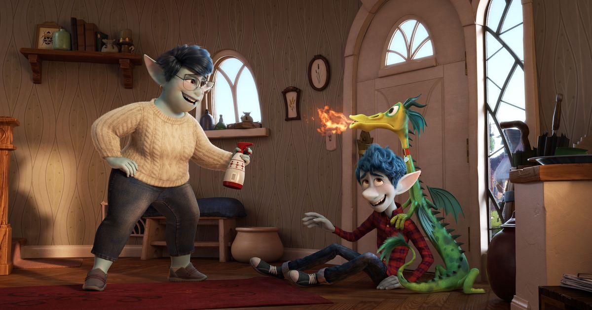 Onward brings originality back to Pixar — sort of