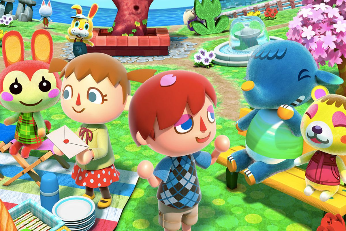 Animal Crossing: New Leaf's big amiibo update is available now - Polygon