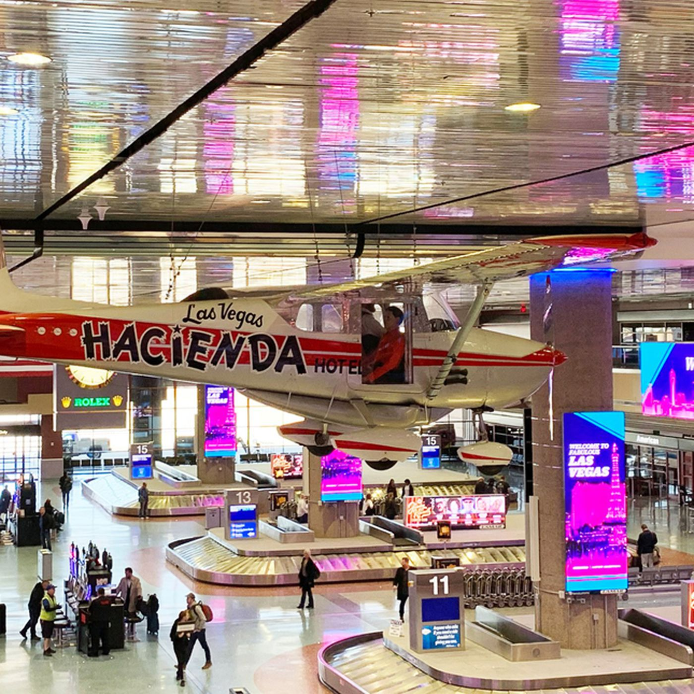 Eat At Mccarran International Airport