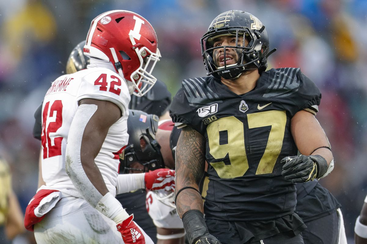 Purdue Football Schedule Announced Hammer And Rails