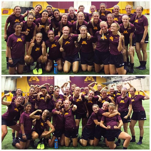 2015 Minnesota Soccer Team