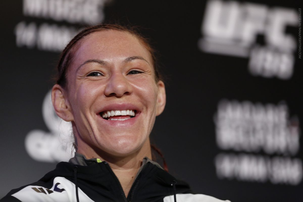 morning report cris cyborg says her exhusband