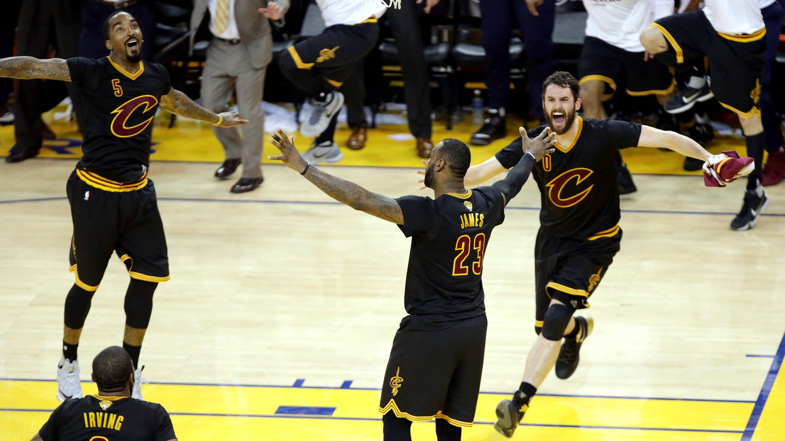 sale retailer 4dd97 c3447 NBA Finals 2016: The Warriors had an answer for everything ...