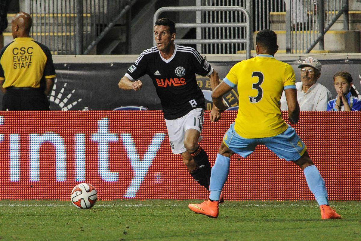 MLS: Friendly-Crystal Palace at Philadelphia Union