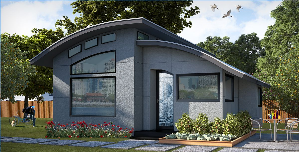 Prefab Homes You Can Buy Right Now Curbed Simple Alternative Home Designs Exterior
