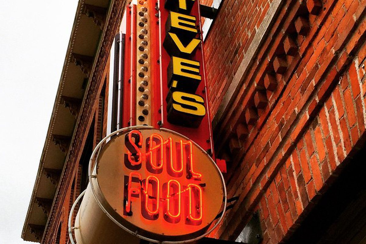 Steve's Soul Food.