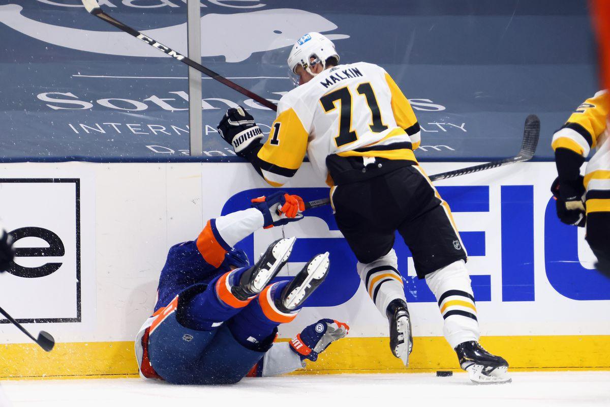 Pittsburgh Penguins v New York Islanders - Game Six