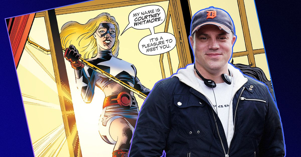 After Justice League and Aquaman, Geoff Johns returns with his most personal project