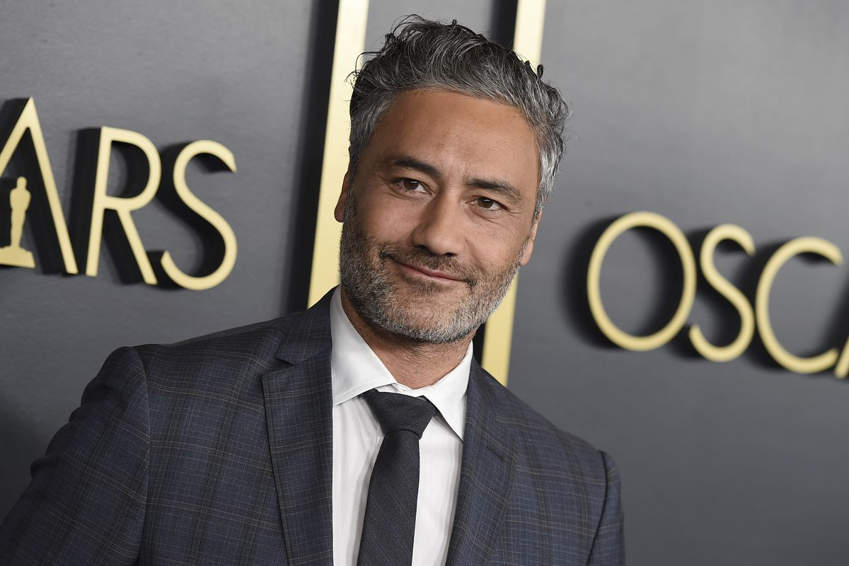 This Jan. 27, 2020 file photo shows Taika Waititi at the 92nd Academy Awards Nominees Luncheon in Los Angeles.
