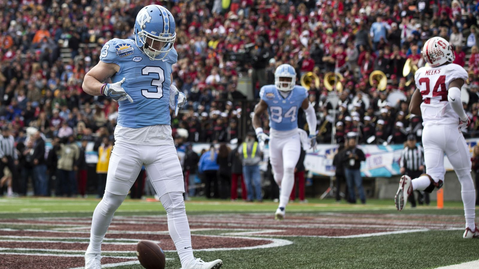 Nfl Draft Scouting Report Ryan Switzer Has A Defined Nfl