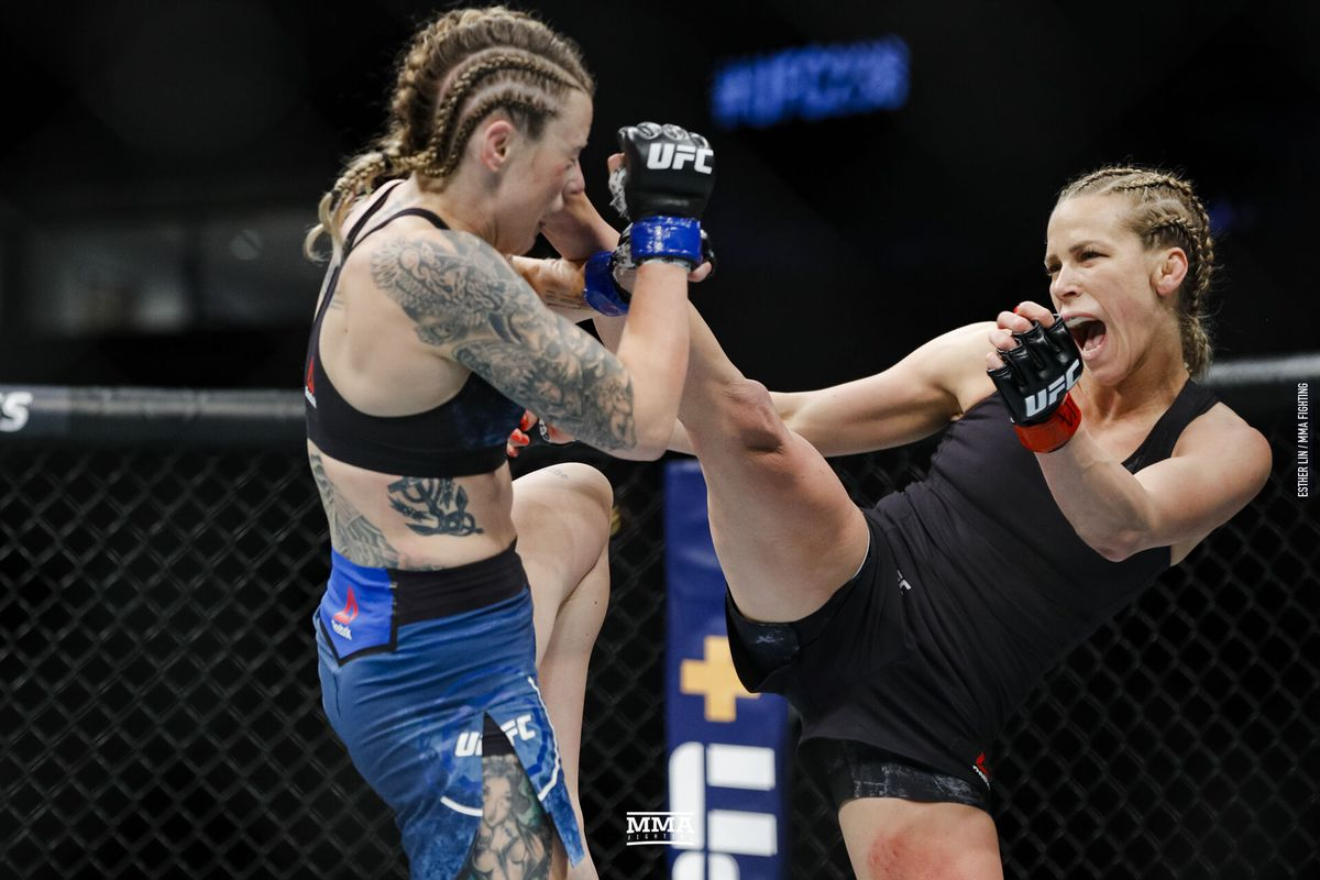 Katlyn Chookagian vs. Jennifer Maia booked for UFC 244 at MSG
