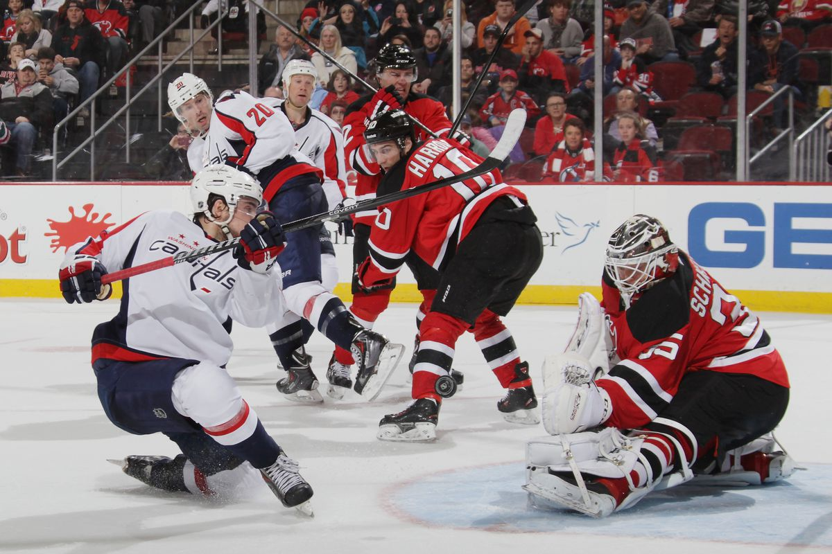 Washington Capitals at New Jersey Devils  Zone Exit and Passing Stats ab47f9ef76f