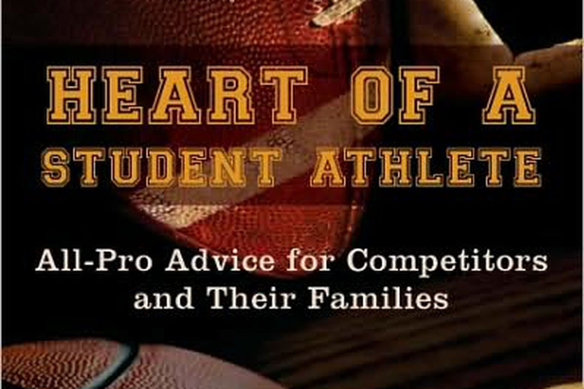 "Book available via <a href=""http://www.amazon.com/Heart-Student-Athlete-Competitors-Families/dp/0984147500/ref=sr_1_1?ie=UTF8&s=books&qid=1258425243&sr=8-1"">Amazon.com</a>"