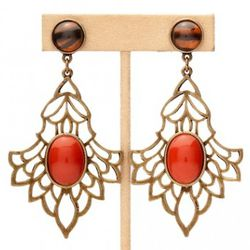 Moroccan Stone Earring for $99 (orig. $195)