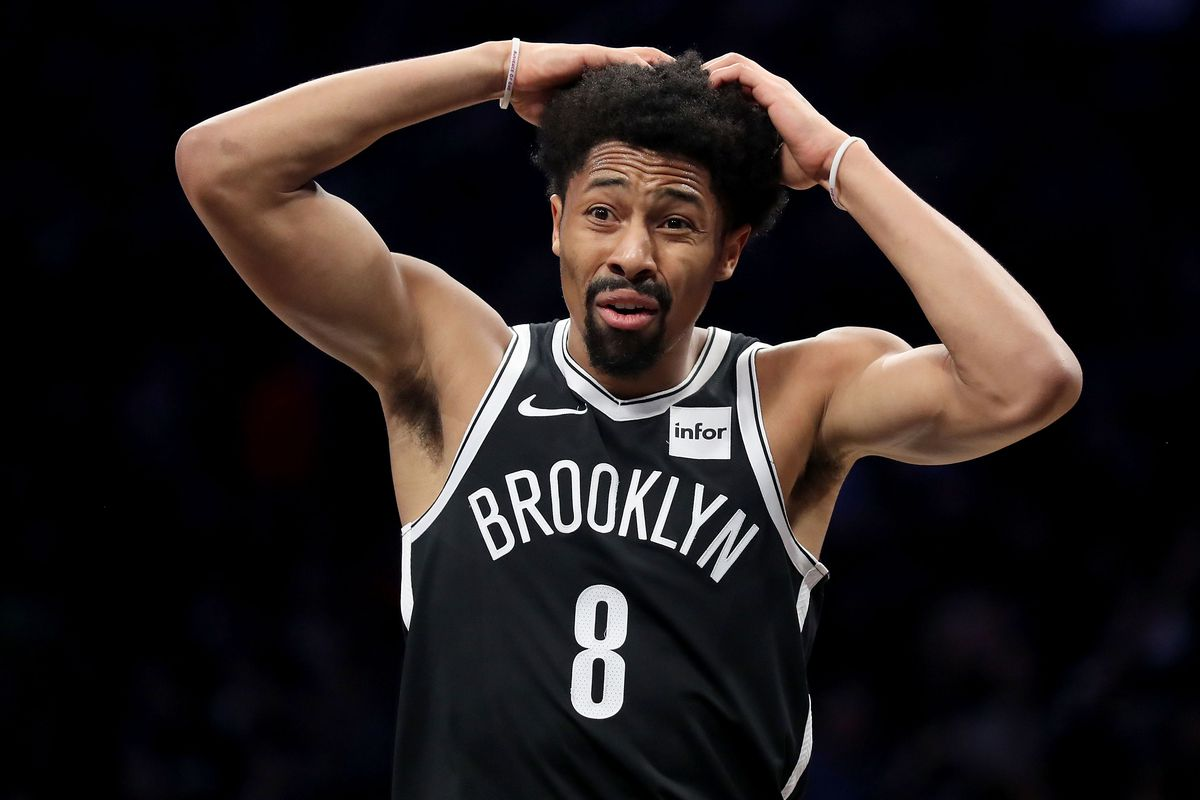 reputable site a0ae4 b3d67 For Spencer Dinwiddie, the Nets call was a life-saver ...