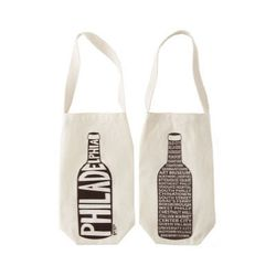 """<a href=""""http://thelittleapple.bigcartel.com/product/philadelphia-wine-tote"""">Philadelphia Wine Tote</a>, $15 at Manayunk's The Little Apple"""
