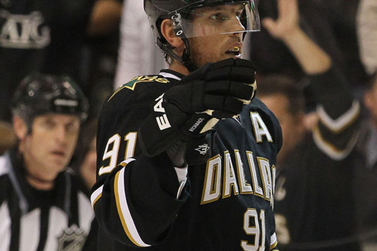 Save us, Brad Richards. Get the PP going!