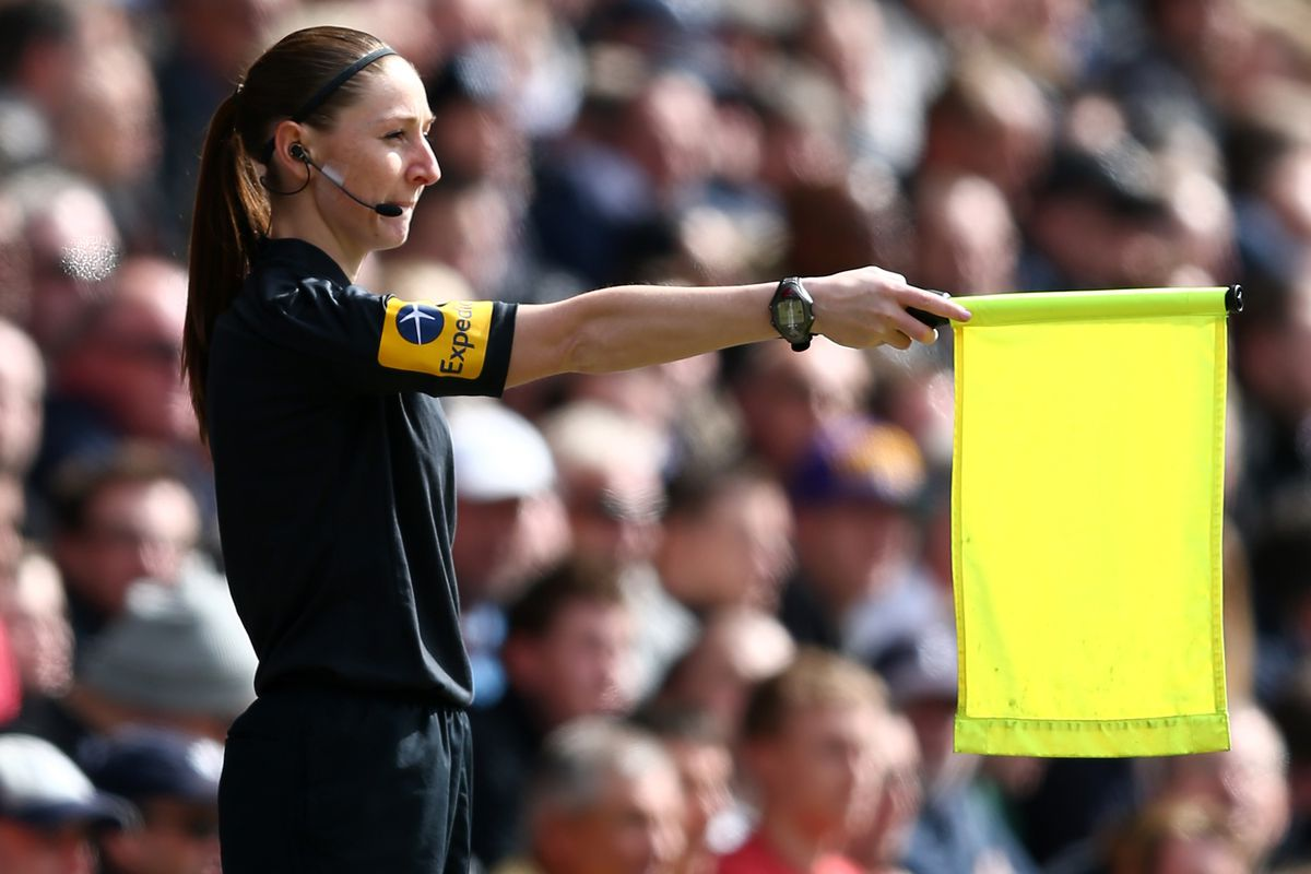 We might have goal-line calls sorted, but Sian Massey is still the only linesperson who can get offside calls correct.