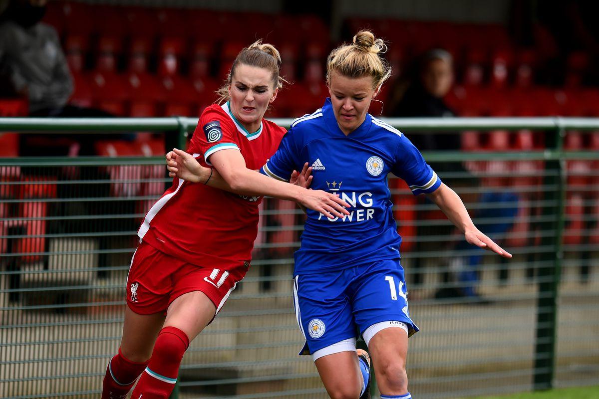 Leicester City Women v Liverpool Women - Barclays FA Women's Championship