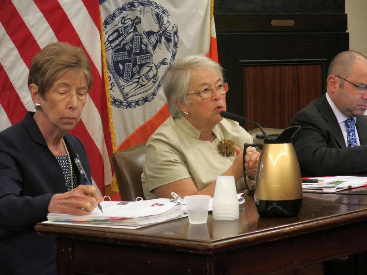 Chancellor Carmen Fariña said the city was owed $2.5 billion more in education funding from the state.