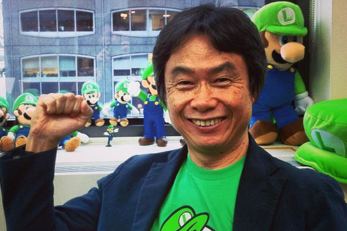 Nintendo is using Unreal Engine 4, and Miyamoto says they have it