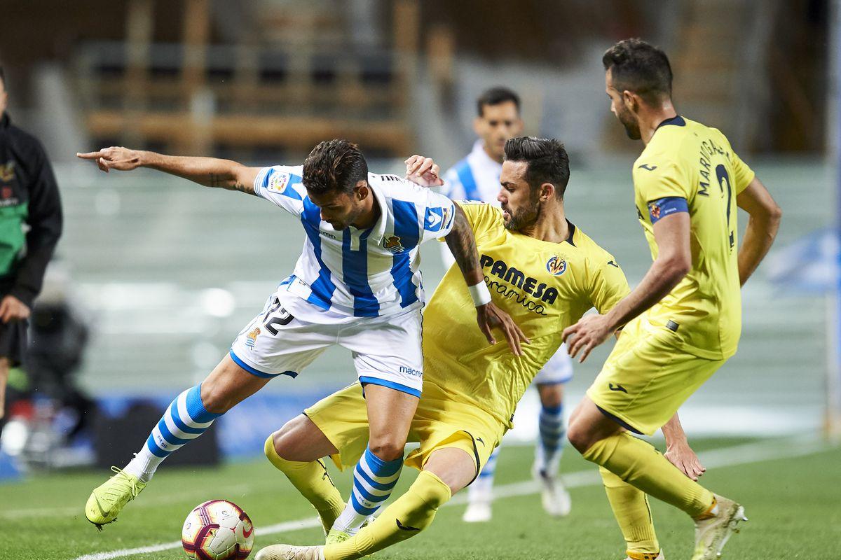 Real Sociedad Villarreal PREVIEW Villarreal USA