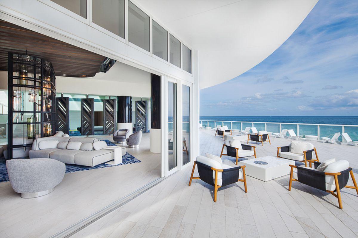 Fort Lauderdale Restaurant Private Room
