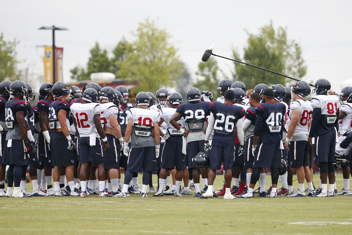Joint practices, like the ones between the Redskins and Texans, don't always work out