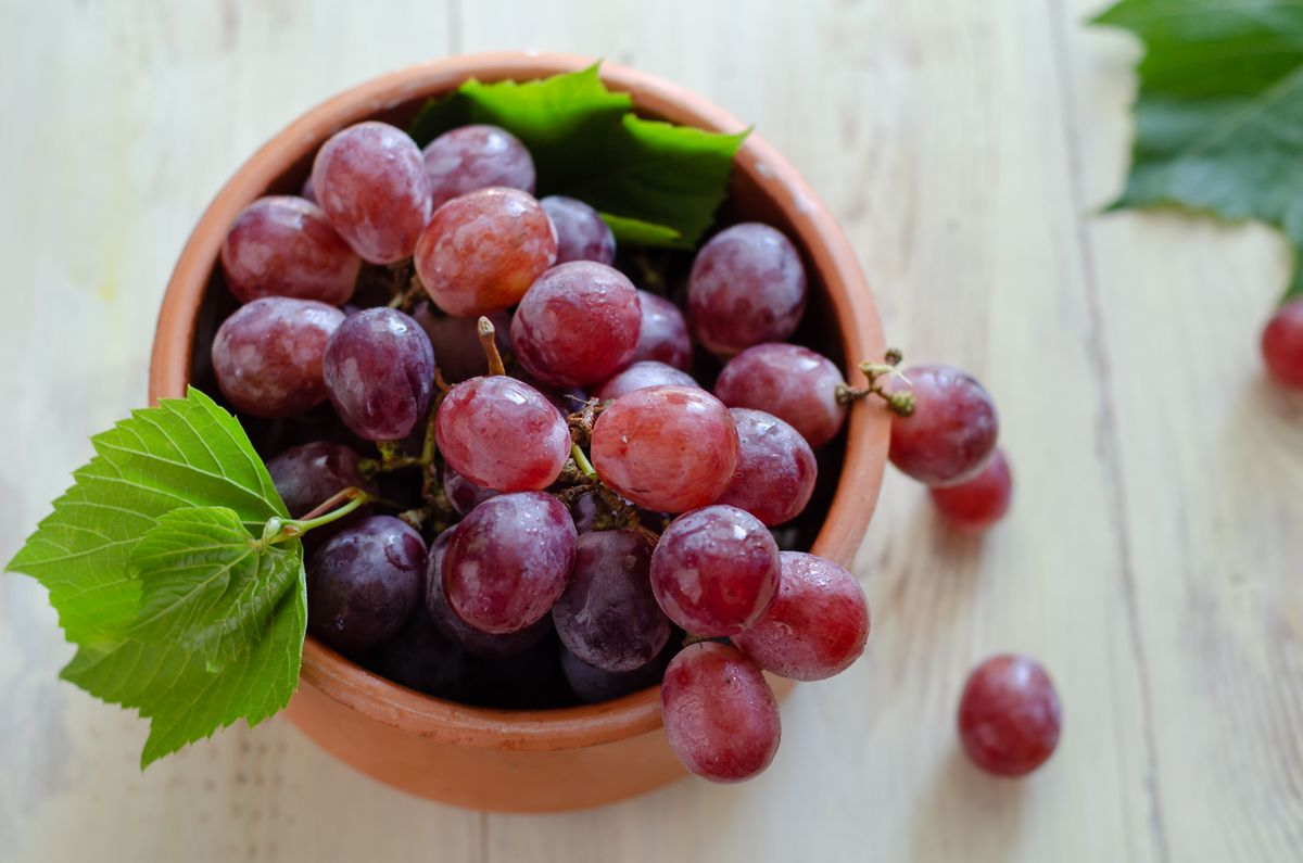 A Spanish tradition holds that consuming 12 grapes at the stroke of midnight on New Year's Eve will bring good fortune in the new year.
