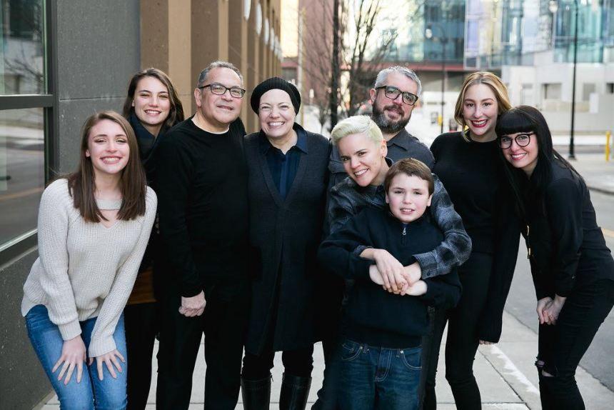 Denise Fedewa and family. | Lisa Diederich