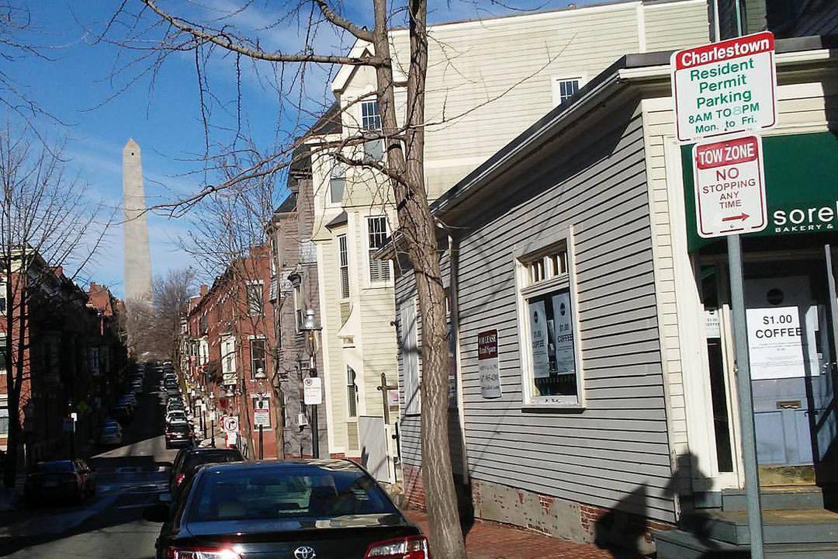 EvyTea's future home in Charlestown