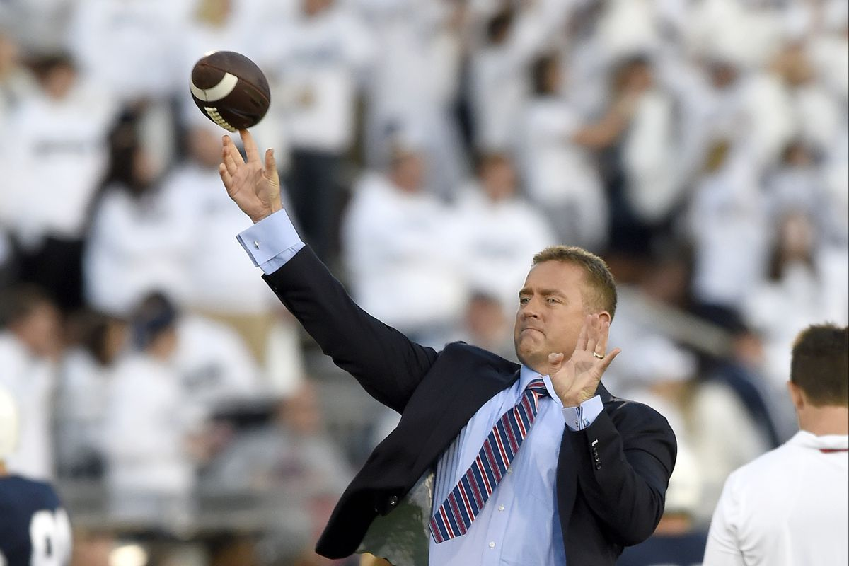 COLLEGE FOOTBALL: SEP 29 Ohio State at Penn State