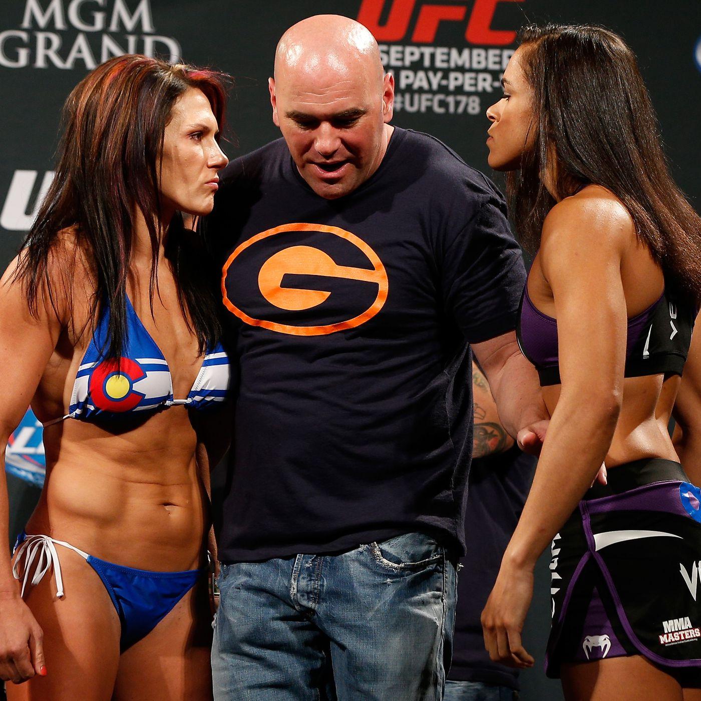 Cat Zingano ridicules Amanda Nunes following UFC 207 win, 'Lioness ...
