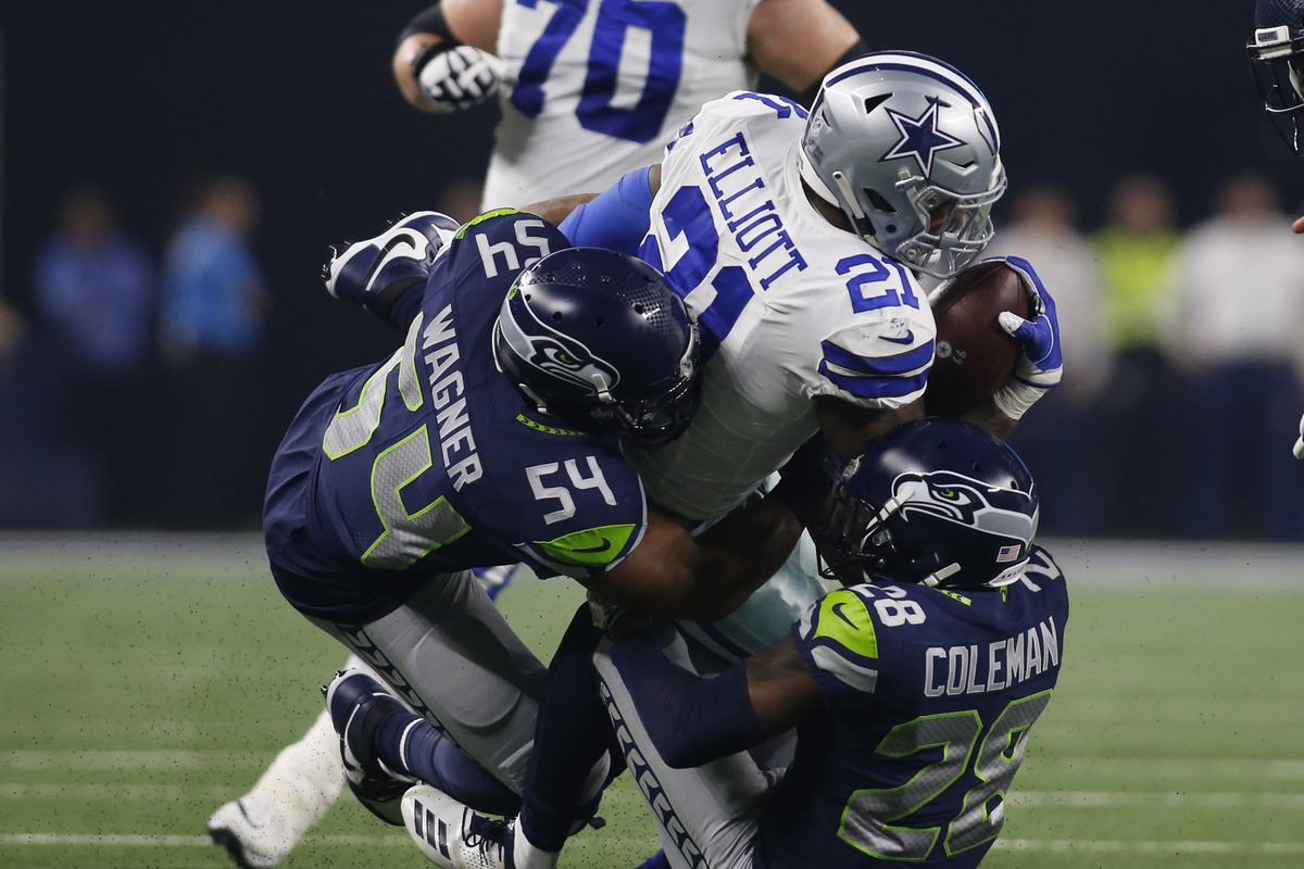 Cowboys Vs Seahawks Wild Card Round Playoff Game Live Thread Iii