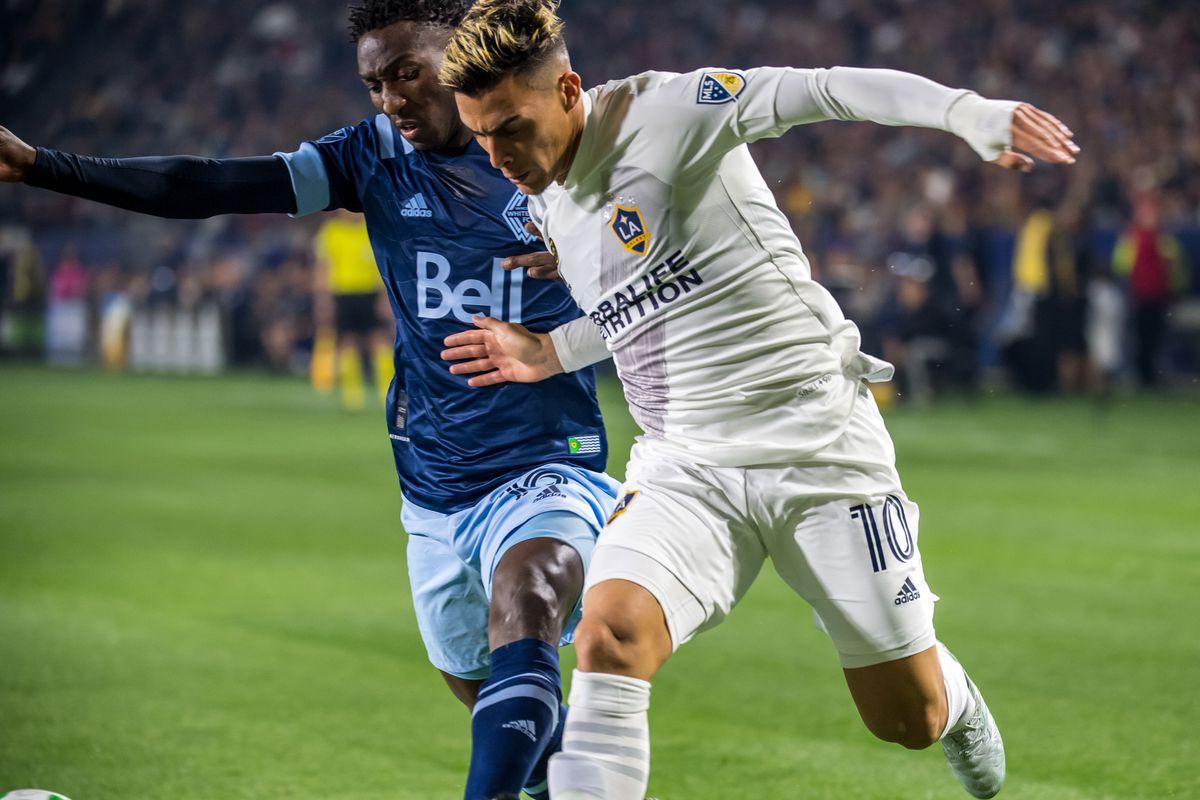 Vancouver Whitecaps v Los Angeles Galaxy