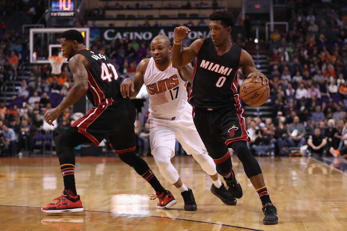 Miami Heat v Phoenix Suns