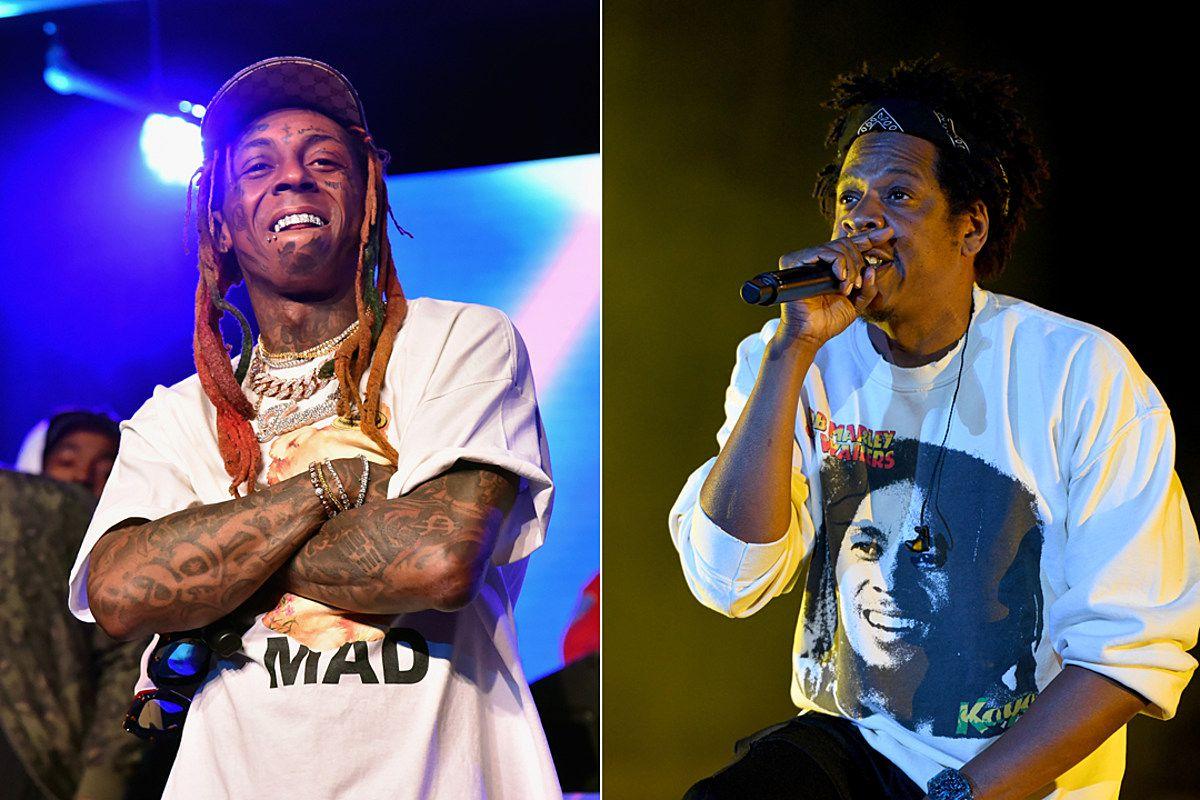 Lil Wayne, JAY-Z
