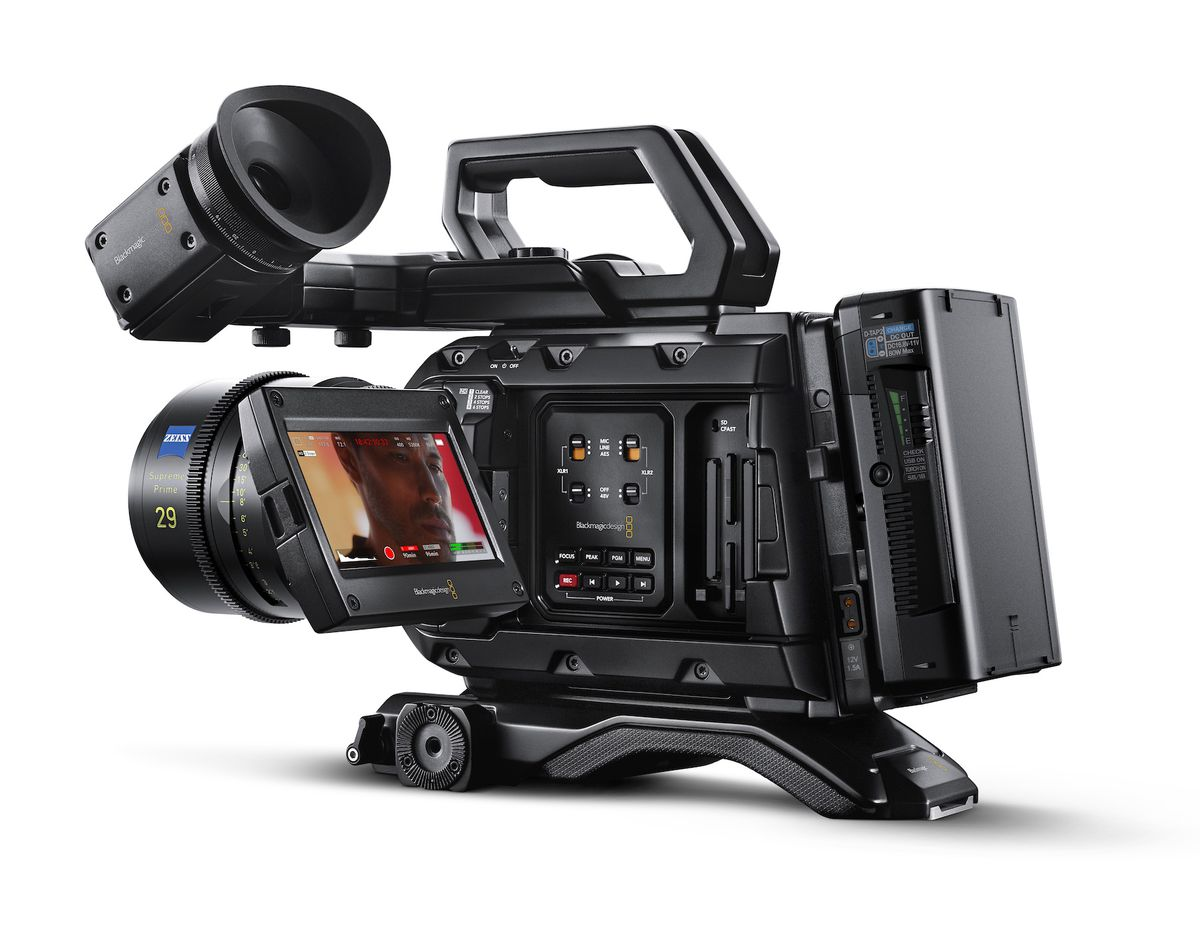 Blackmagic Announces 12k Video Camera For 9 995 The Verge