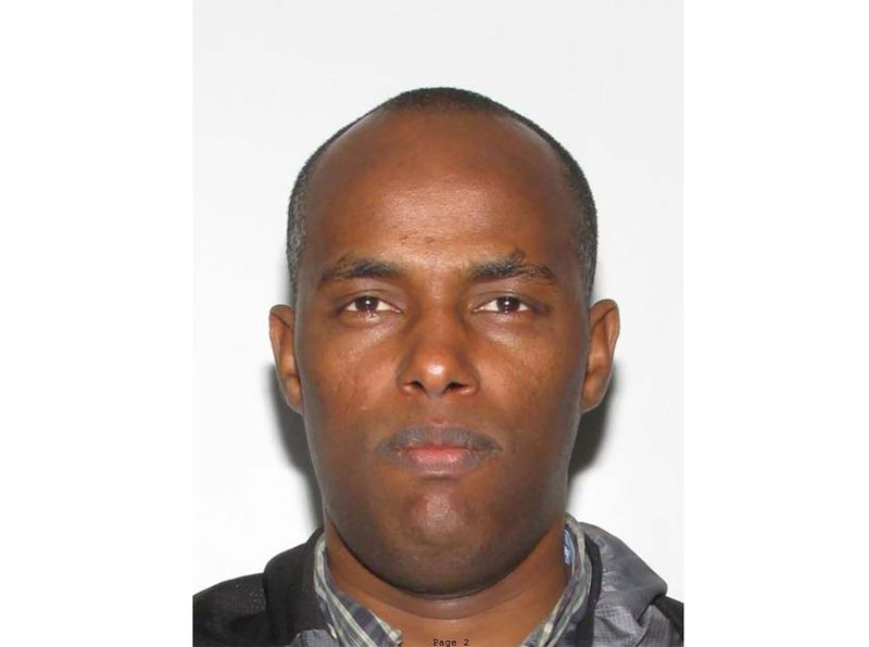 This photo provided by the city of Frederick, Md. shows Fantahun Girma Woldesenbet.