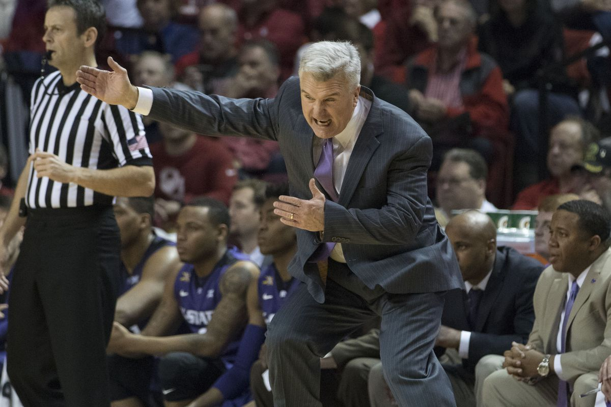 Bruce Weber yells at someone to close out better on Buddy Hield. Probably.