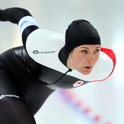 Anastasia Bucsis, Canada, speed skating
