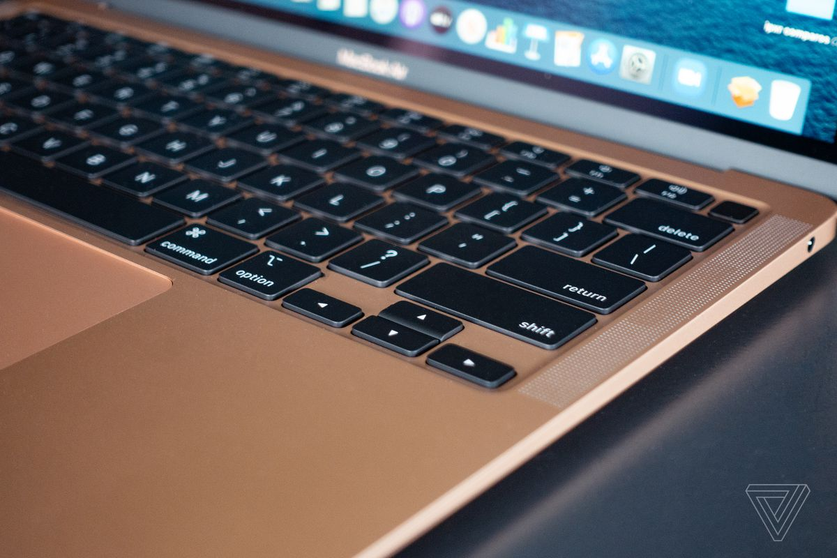The MacBook Air Restore Default The Verge