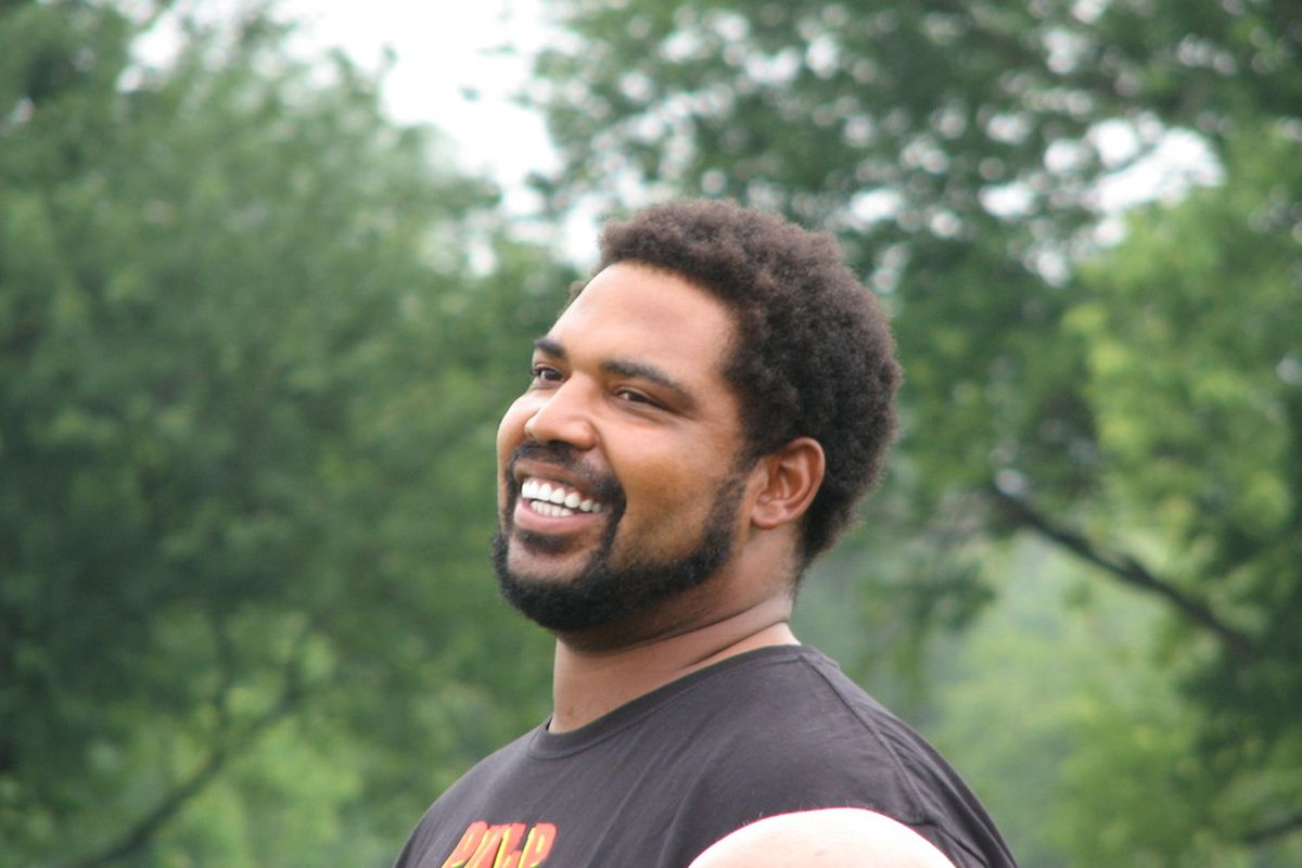 JO at Ravens Training Camp (August 2010)