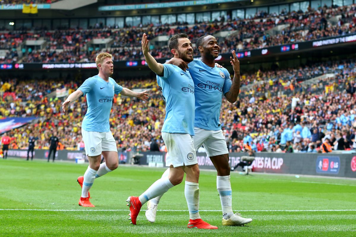 Manchester City v Watford FC - Emirates FA Cup Final