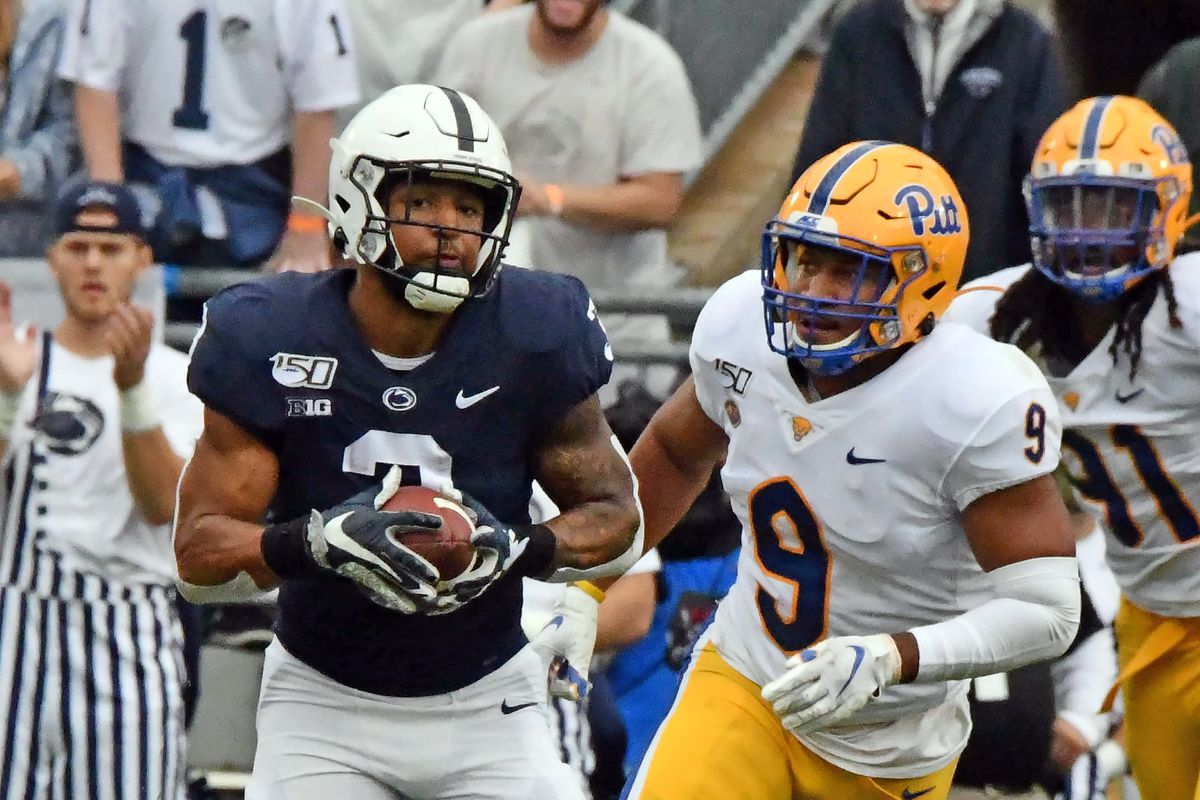 Penn State Needs To Start Riding The Hot Hand At Running Back