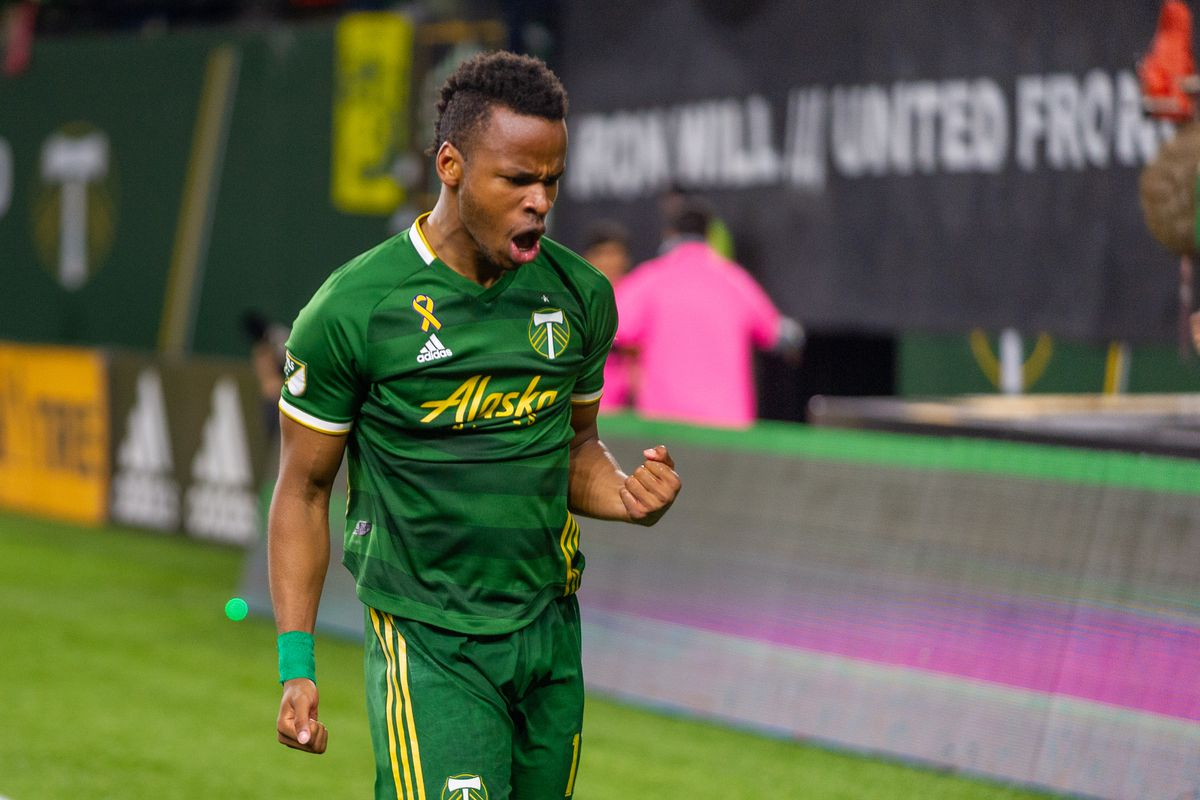 SOCCER: SEP 25 MLS - New England Revolution at Portland Timbers