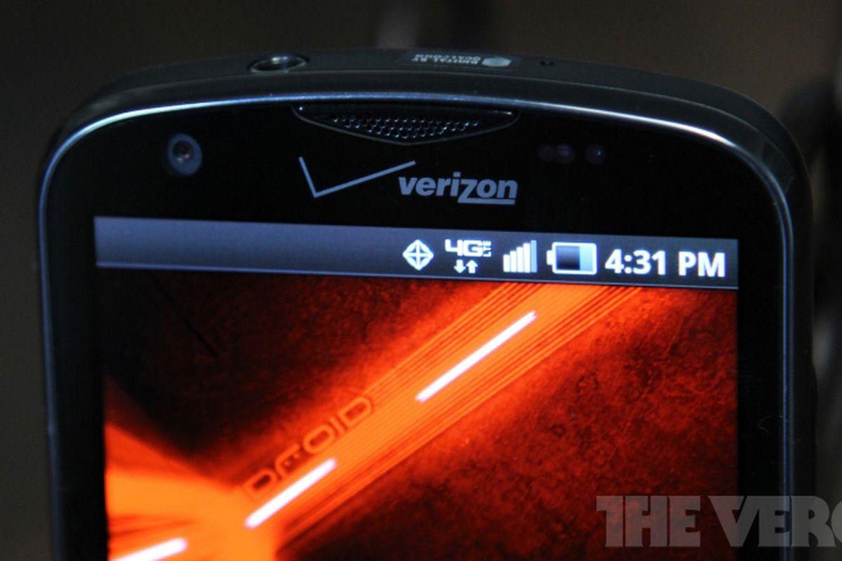 Verizon LTE Charge 800
