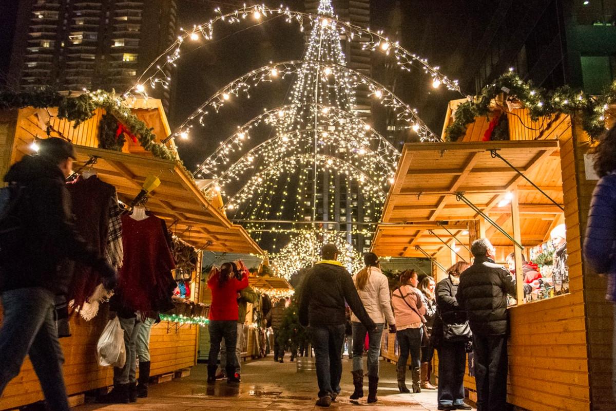 Denver Christkindl Market will commence this Thursday.