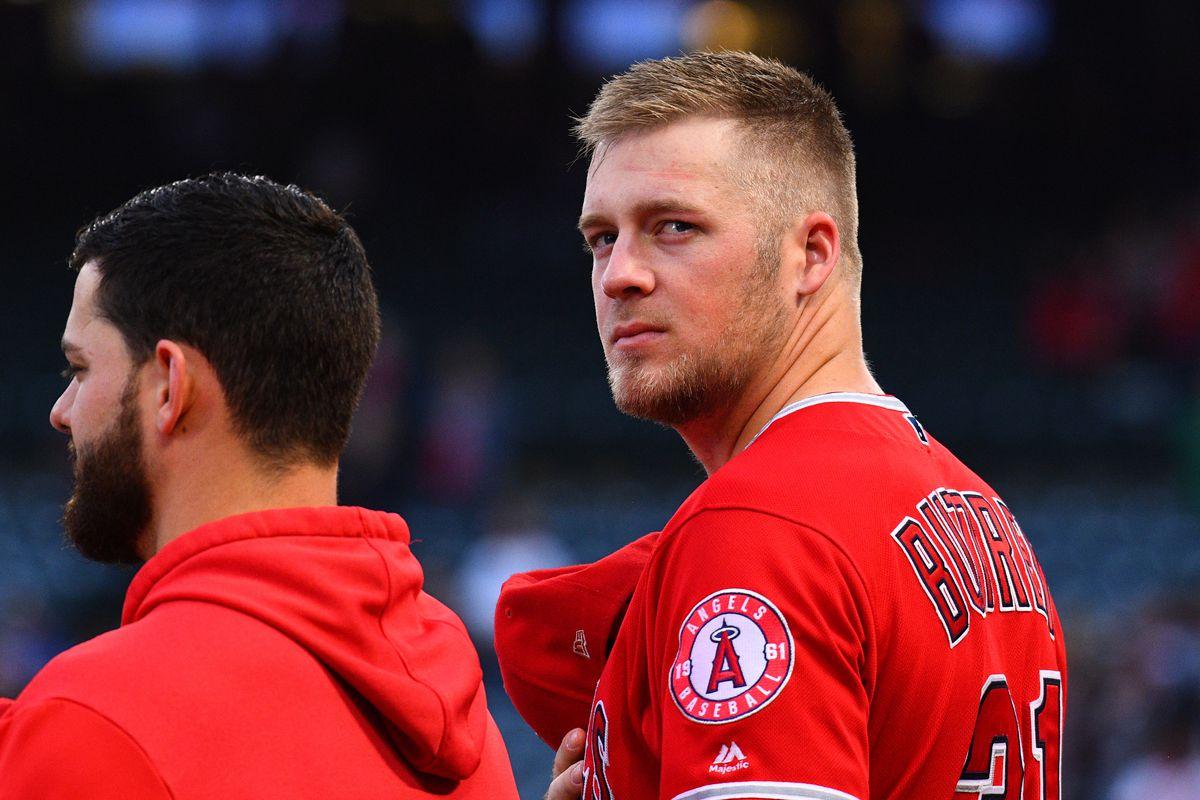 MLB: JUN 06 Athletics at Angels